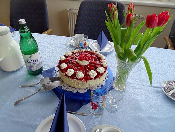 Geburtstagstart